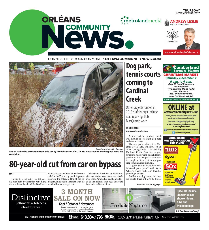 Orleans113017 By Metroland East - Orleans News - Issuu concernant Puzzle Gratuit 3 Ans