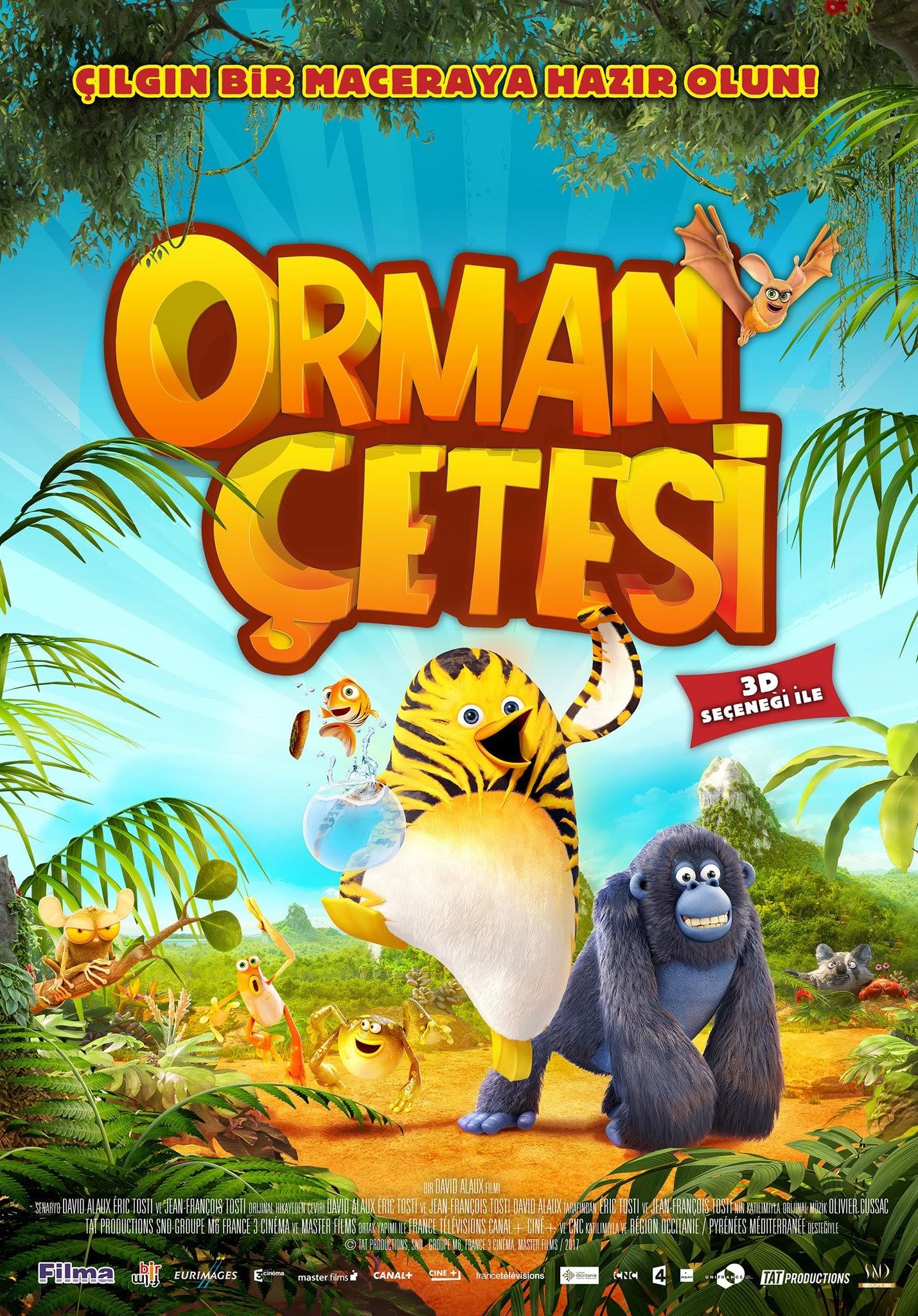 Orman Çetesi à Region De France 2017