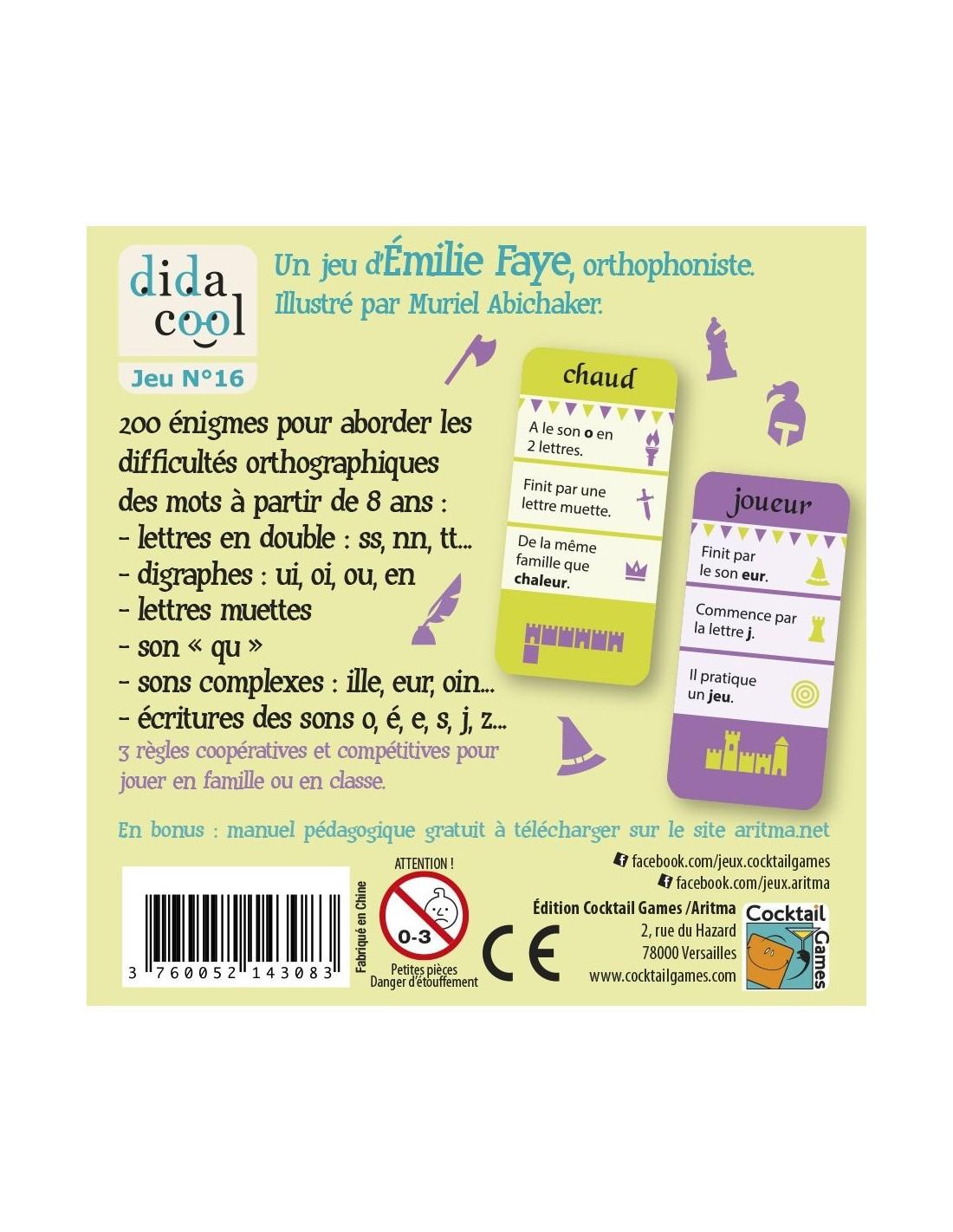 Orthodingo Ce2 - Jeu Éducatif D'orthographe- Lapouleapois.fr tout Jeu Educatif Ce2 Gratuit