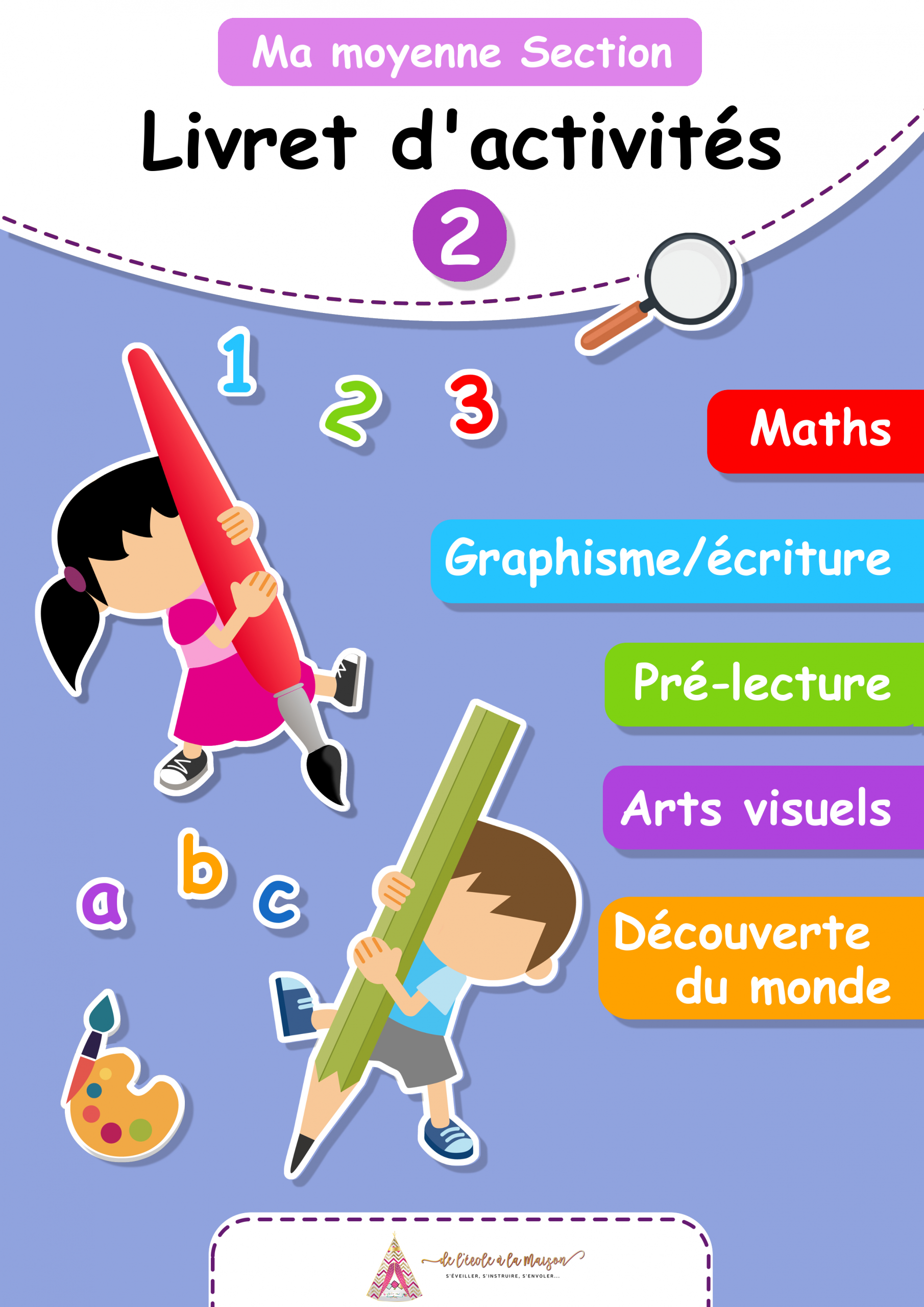 Pack Moyenne Section De Maternelle concernant Exercice Maternelle Petite Section