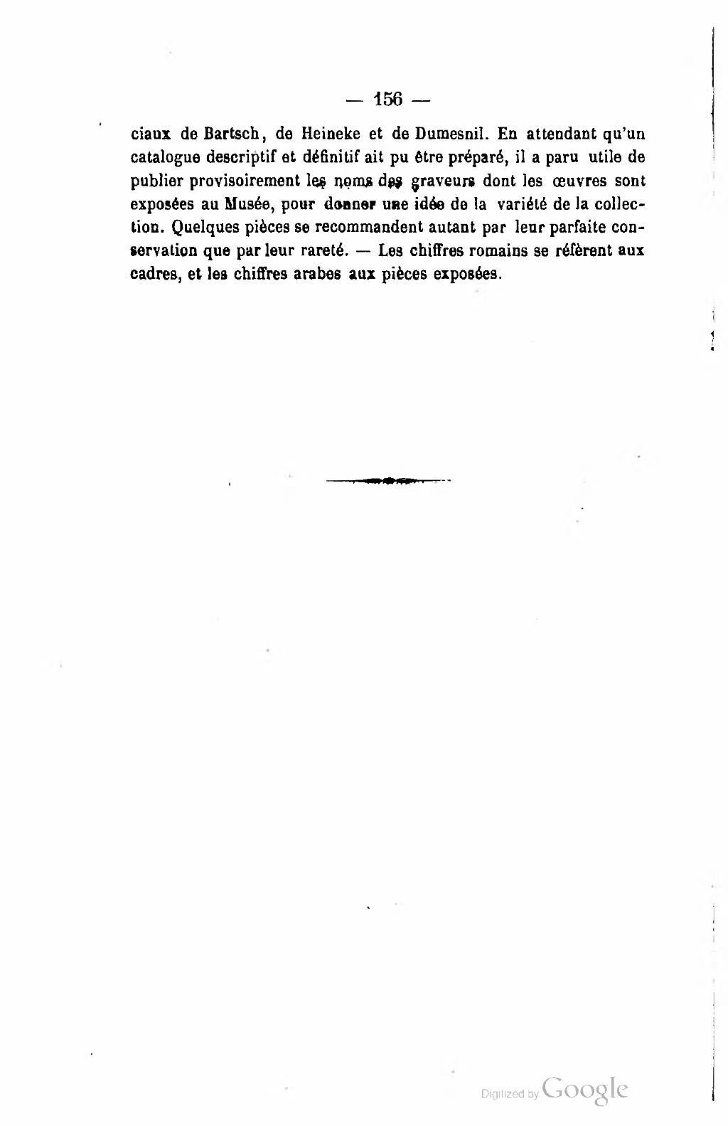 Page:catalogue Du Musée De Peinture, Sculpture Et Des tout Dessin Chiffre Romain