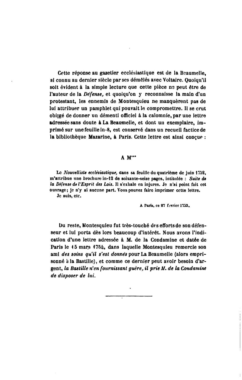 Page:montesquieu - Œuvres Complètes, Éd. Laboulaye, T6.djvu serapportantà Argent Factice À Imprimer