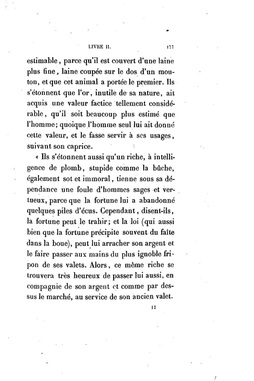 Page:more - L'utopie, Trad. Stouvenel, 1842.djvu/181 tout Argent Factice À Imprimer