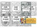 Pages De Garde À Colorier - Les Partages De Maîtresse Sandrine à Cahier Coloriage A Imprimer