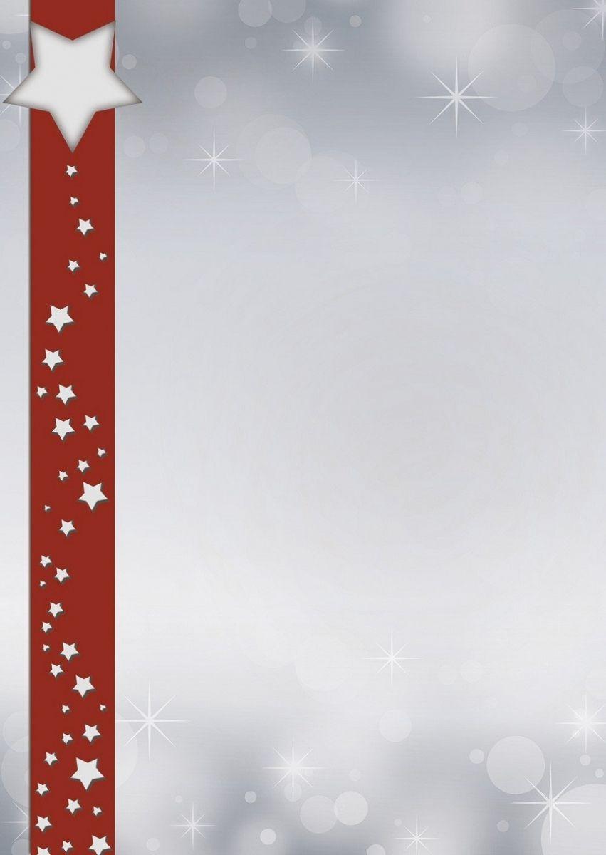 Papier À Lettres De Vœux À Imprimer | Stationary Printable dedans Papier Lettre De Noel