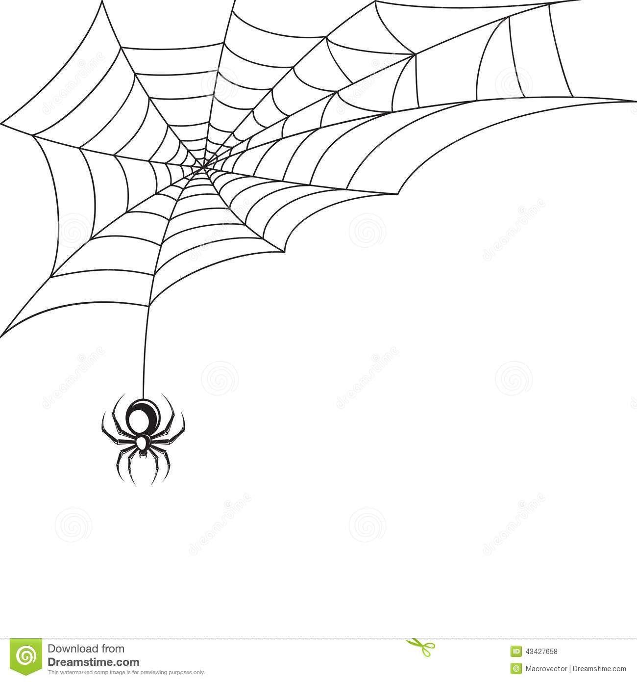Papier Peint De Toile D'araignée - Télécharger Parmi Plus De serapportantà Dessiner Une Araignee