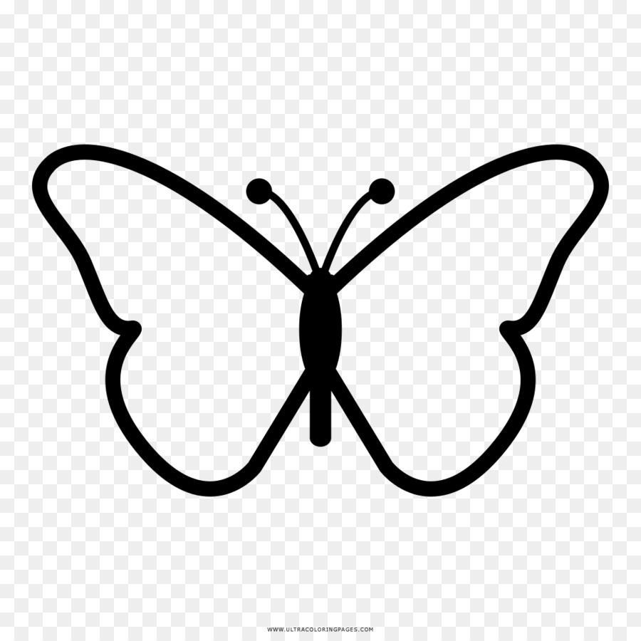 Papillon Monarque, Papillon, Dessin Png - Papillon Monarque serapportantà Papillon À Dessiner