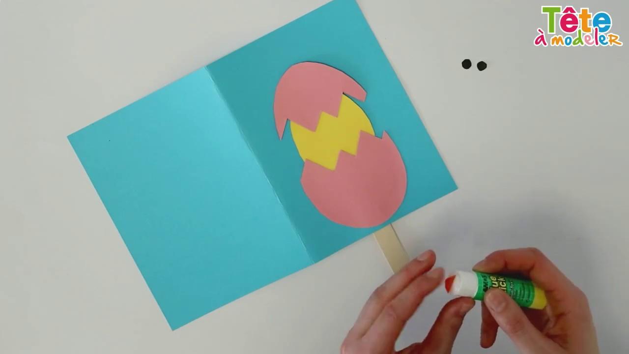 Pâques 2020 : S & Activités Pour Pâques Avec Tête À Modeler tout Activite Pour Maternelle Imprimer