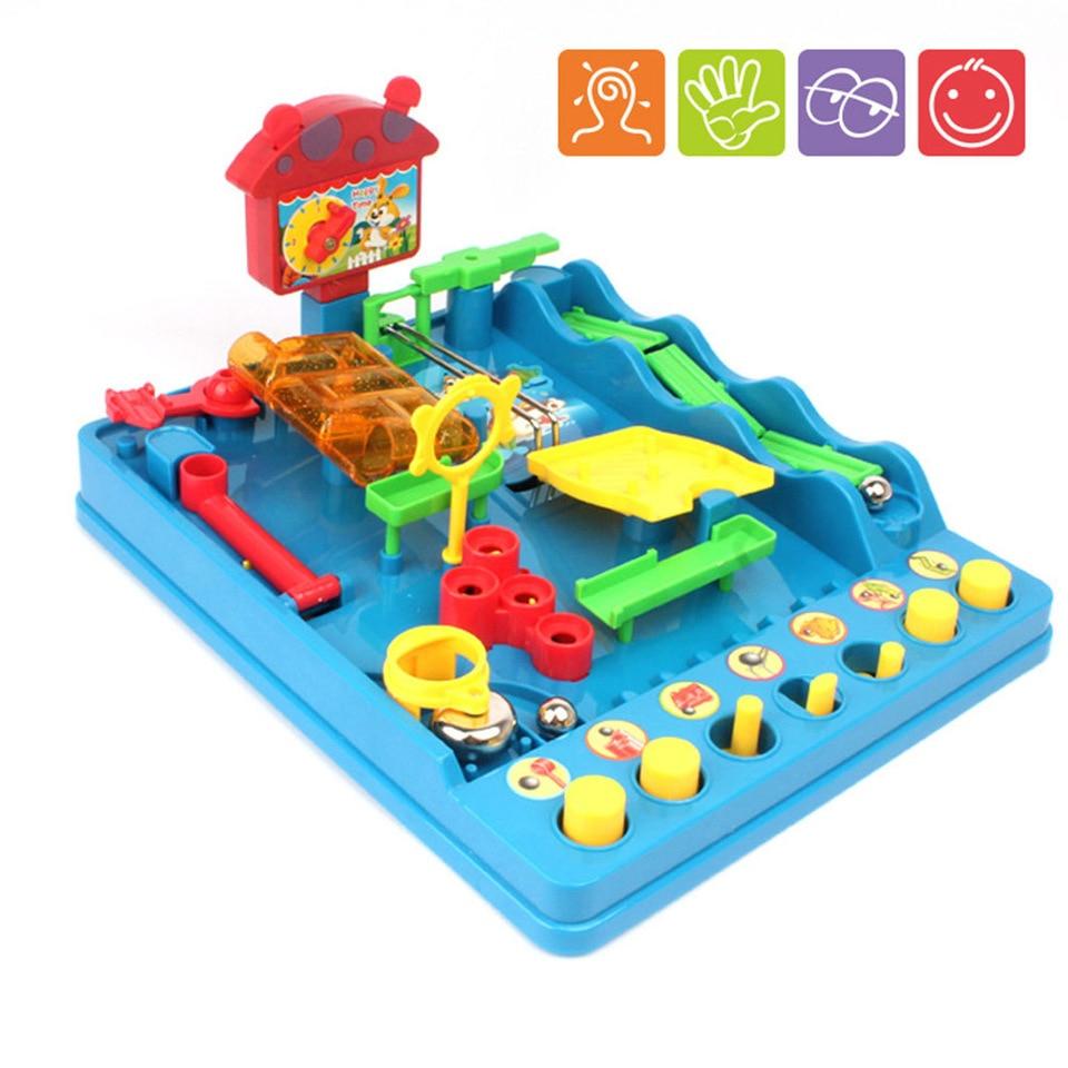 Parc Aquatique Aventures Ensemble De Jouets Rétro Labyrinthe pour Puzzle Enfant En Ligne
