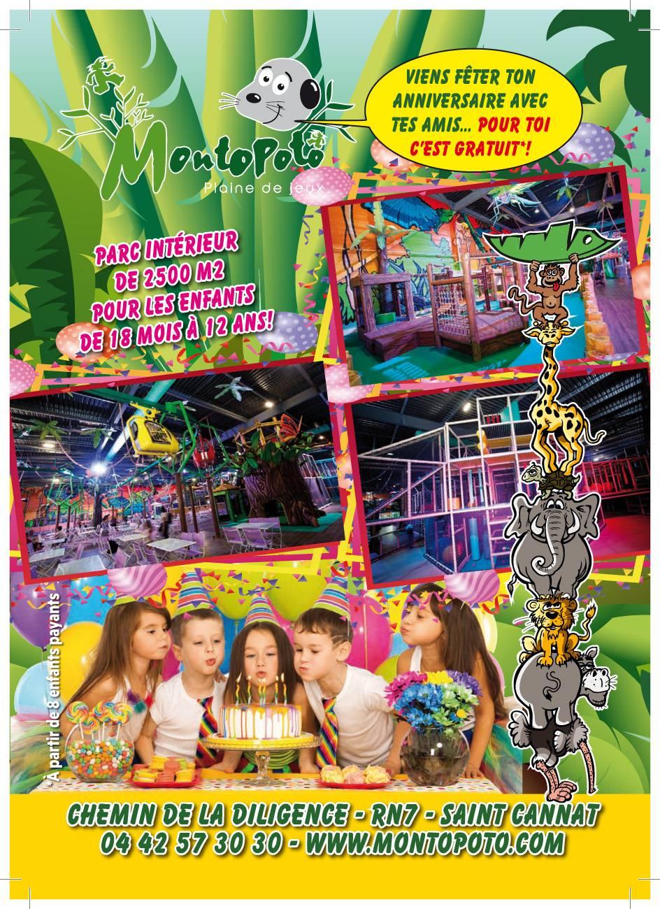 Parc D'attractions Pas Cher Pour Enfants À Marseille - Montopoto concernant Jeux En Ligne Enfant Gratuit