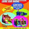 Parc De Jeux Gonflables - Loire-Sur-Rhône - Parcs De Loisirs encequiconcerne Jeux Gratuits Pour Enfants De 7 Ans
