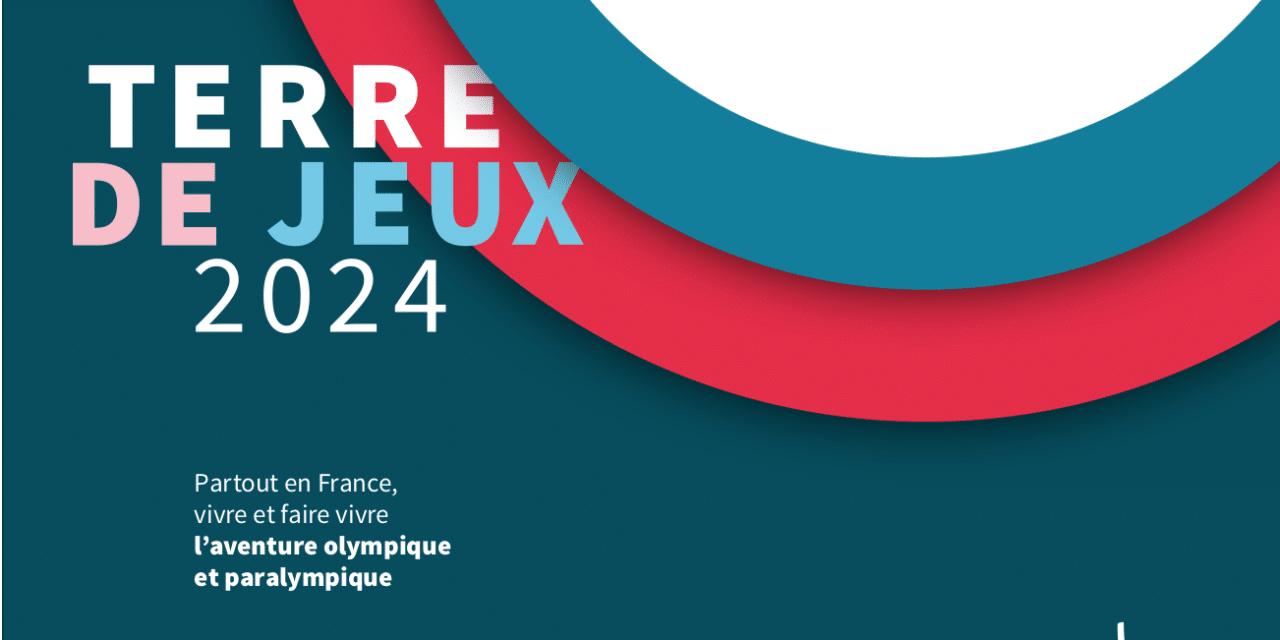 Paris 2024 Lance Le Label Terre De Jeux 2024 - Comité à Quiz Régions De France