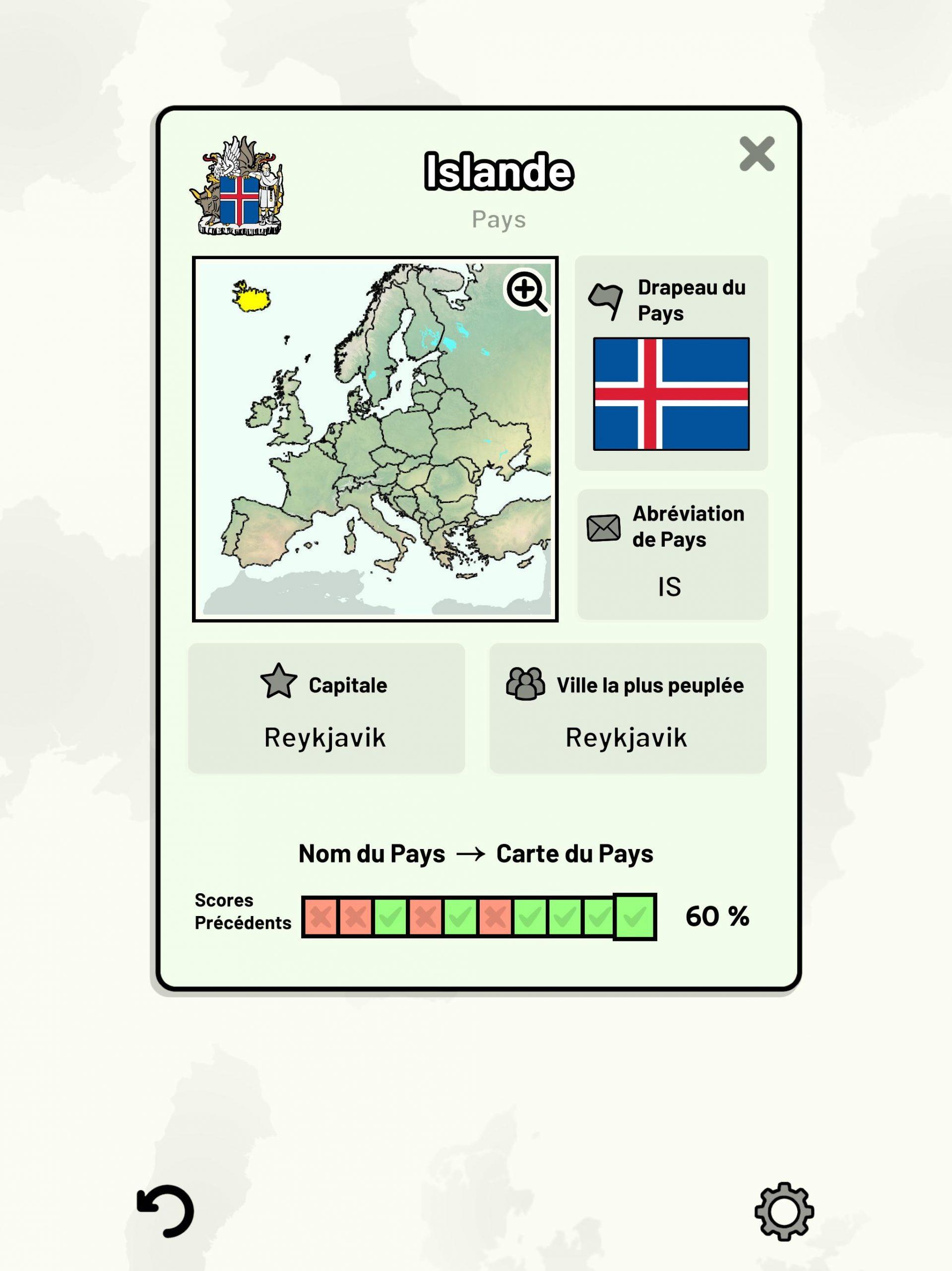 Pays D'europe - Quiz: Cartes, Capitales, Drapeaux Pour à Europe Carte Capitale