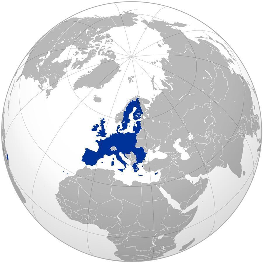 Pays Et Des Capitales De L'europe destiné Pays Et Capitales D Europe