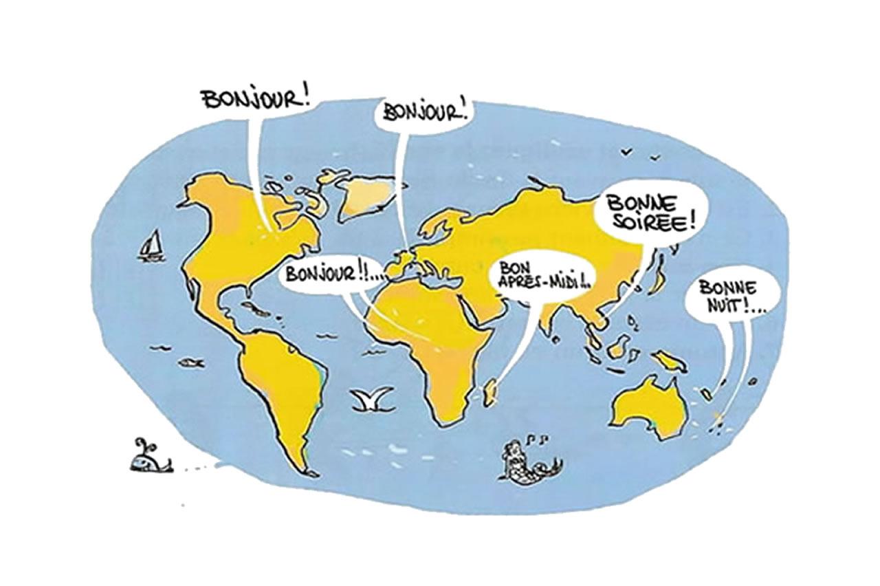 Pays Francophones - Apprendre Le Français encequiconcerne Apprendre Les Régions De France