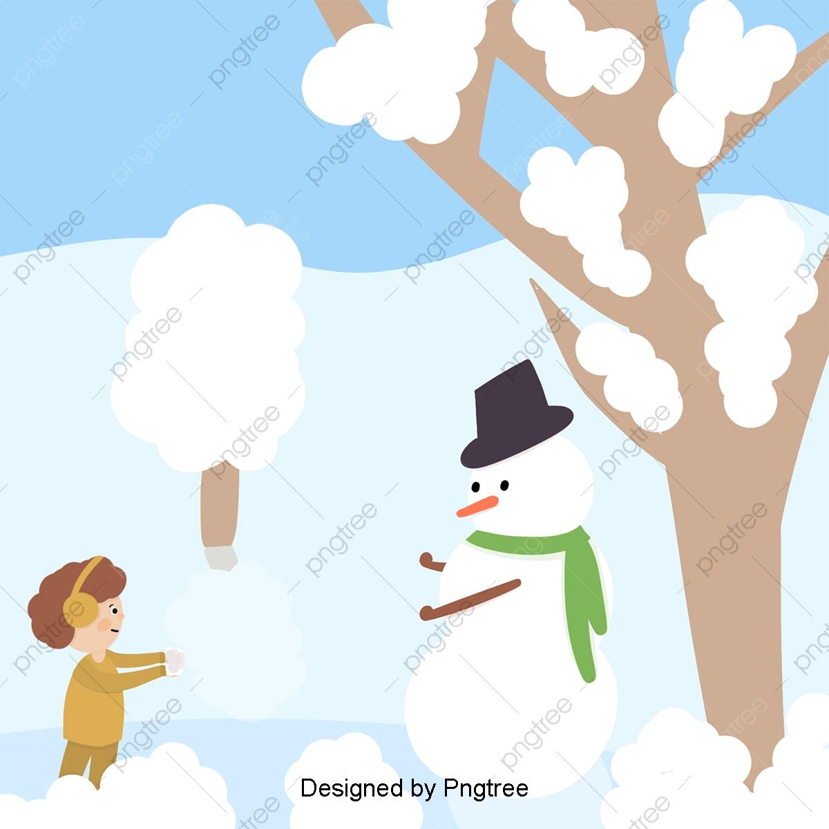 Paysage D'hiver Le Dessin D'arrière Plan, Mignon, Les dedans Dessin De Paysage D Hiver