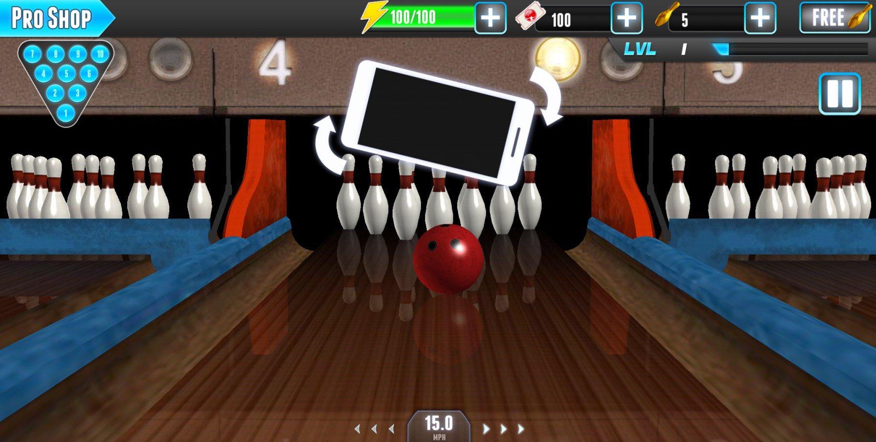 Pba Bowling Challenge 3.7.0 - Télécharger Pour Android Apk destiné Jeux De Bouligue