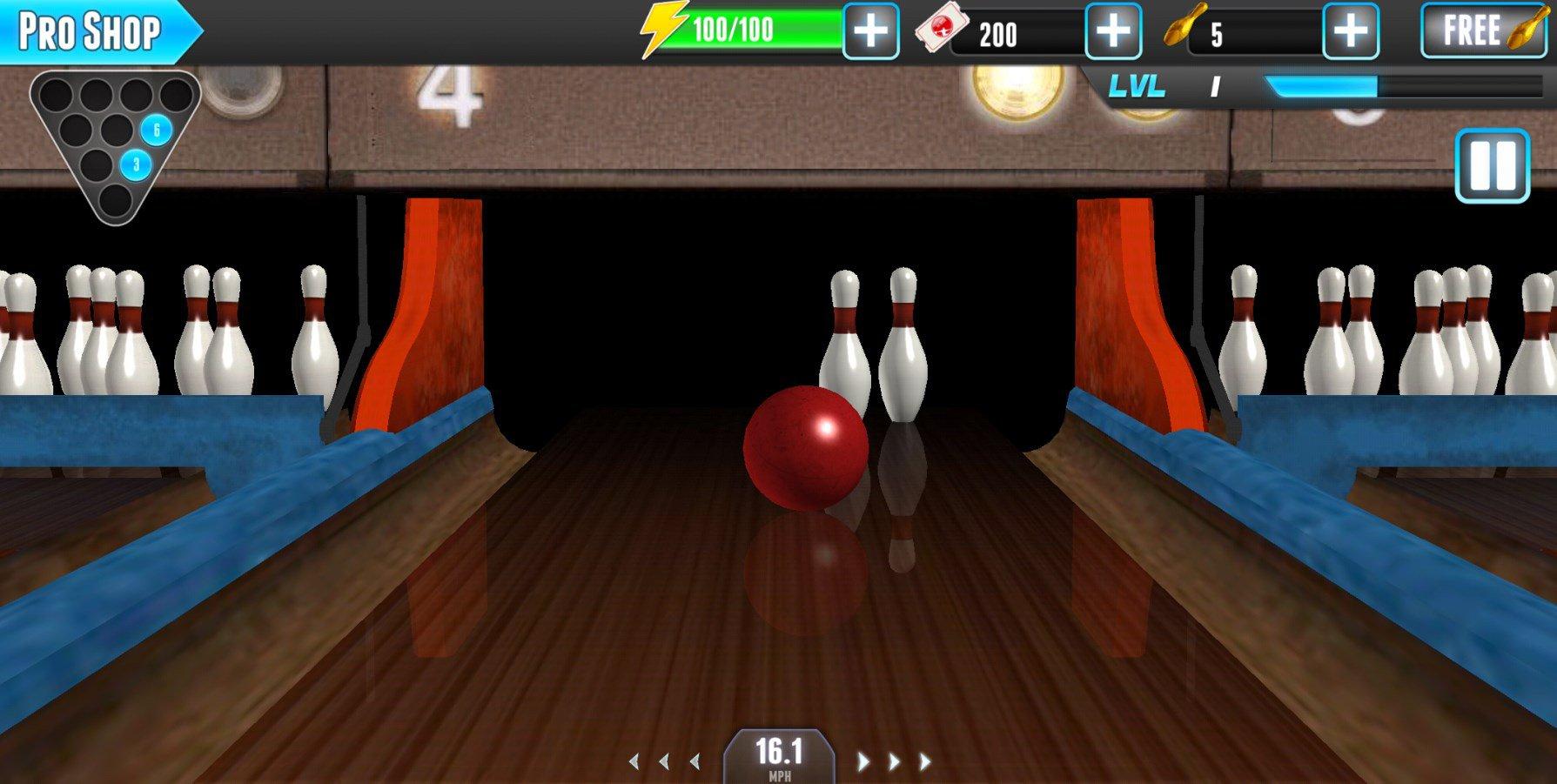 Pba Bowling Challenge 3.7.0 - Télécharger Pour Android Apk serapportantà Jeux Gratuits De Bowling