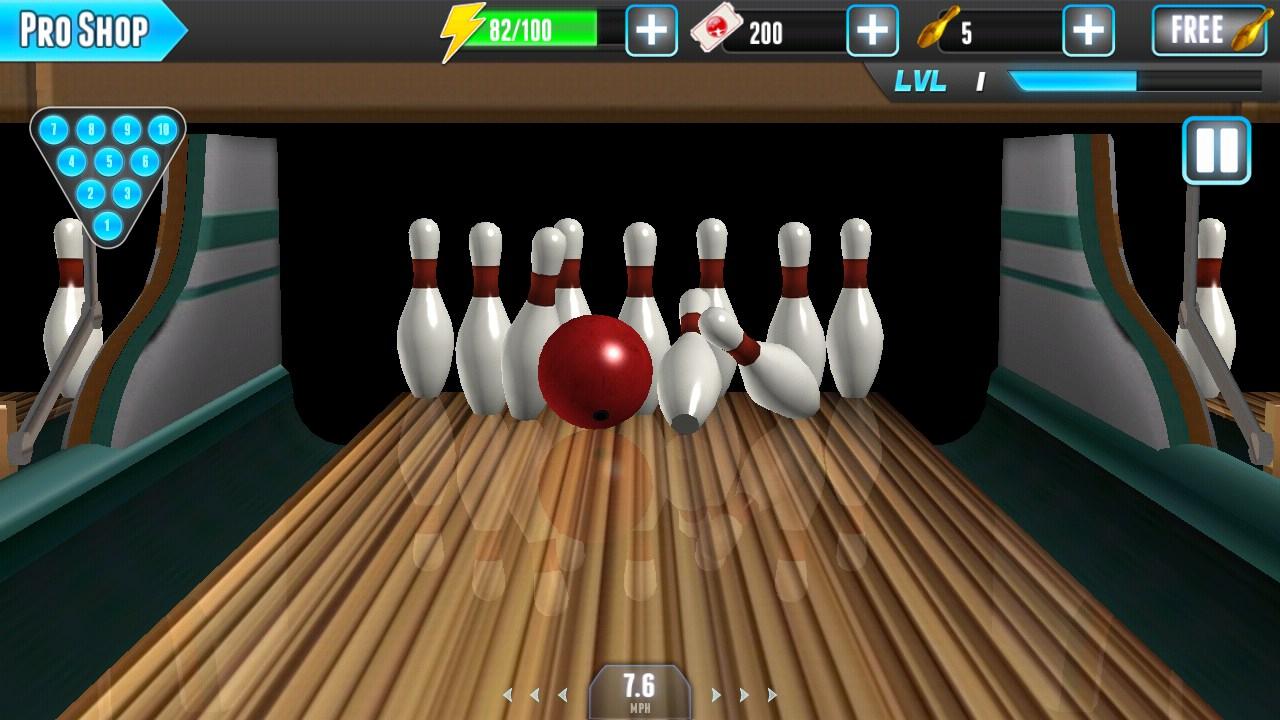 Pba® Bowling Challenge – Jeux Pour Android 2018 pour Jeux Gratuits De Bowling