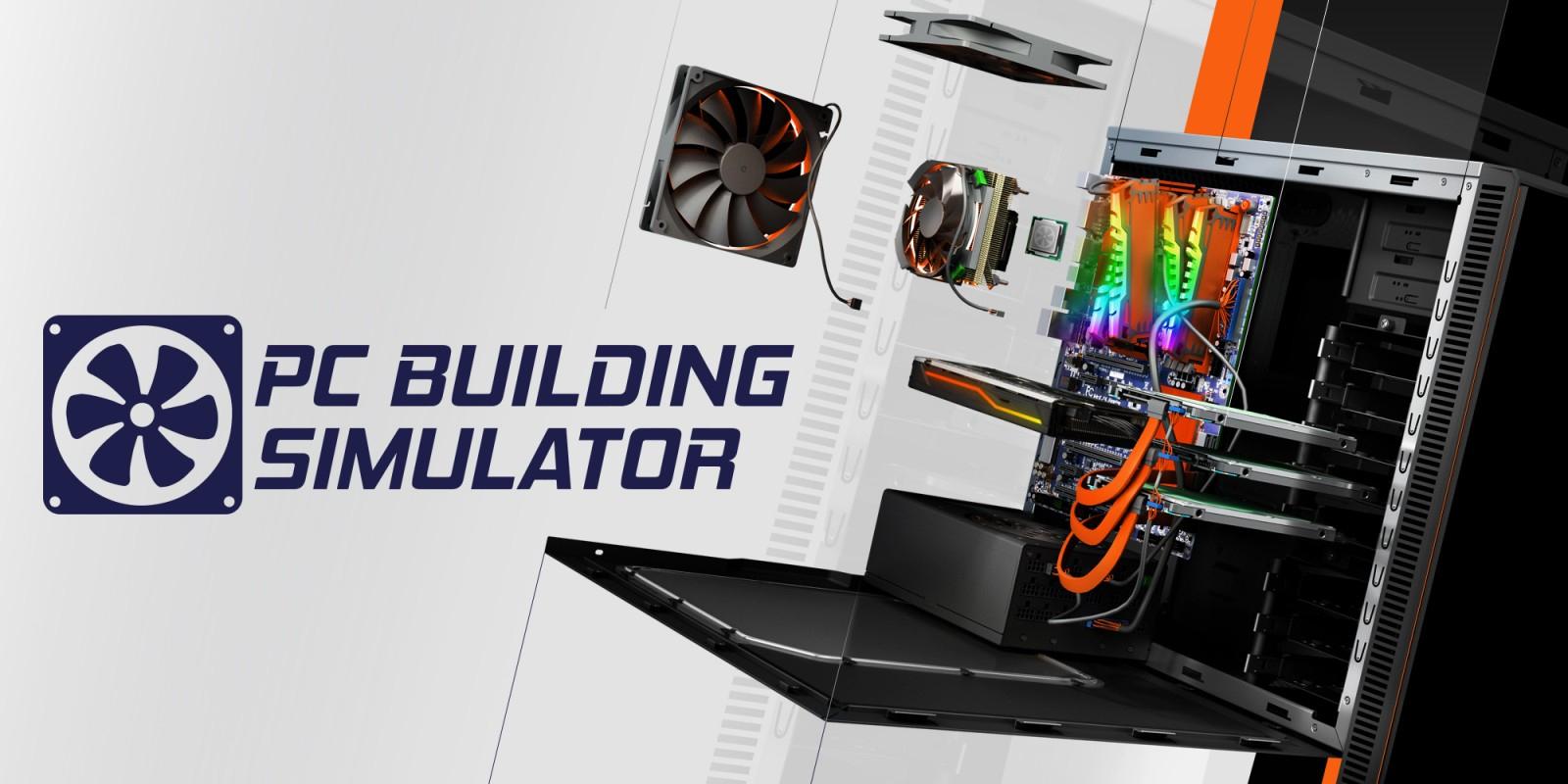 Pc Building Simulator | Jeux À Télécharger Sur Nintendo dedans Site Pour Telecharger Des Jeux Pc Complet Gratuit