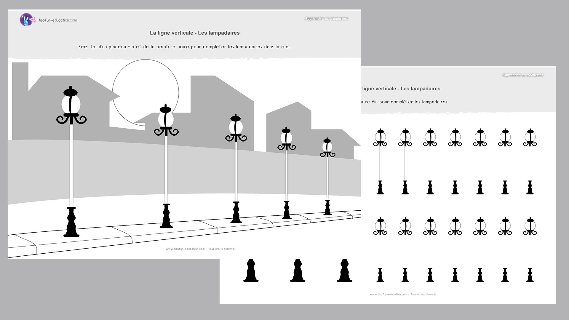 Pdf Fiche Maternelle Grande Section Graphisme Gs À Imprimer pour Graphisme En Petite Section
