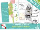 Pdf Marques-Pages Coran / Ramadan (Fichier Téléchargeable intérieur Marque Page Gratuit À Imprimer