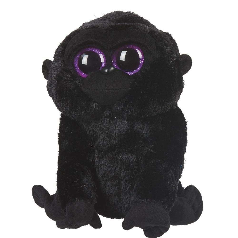 Peluche Beanie Boo's George Le Gorille Modèle Moyen tout Jeux De Gorille Gratuit