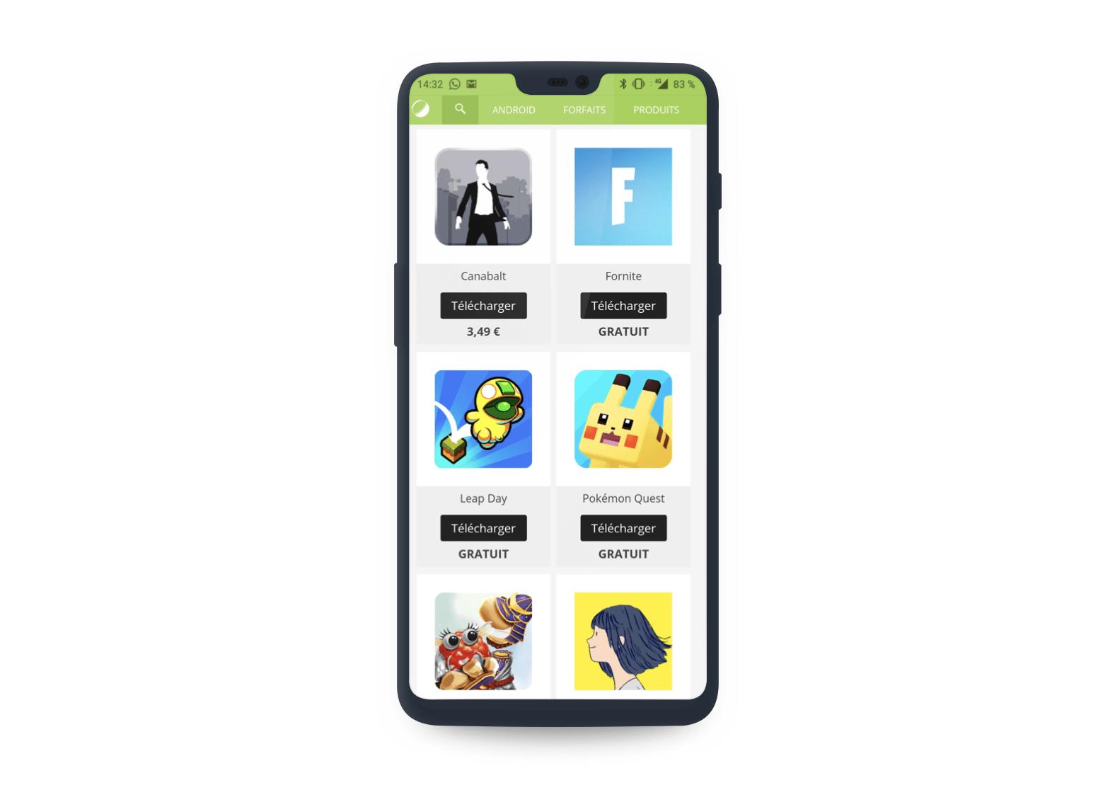 Perdu Dans Les App Stores ? Frandroid Lance Son Service Apps dedans Jeux De Parcours Gratuit
