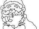 Père Noël #129 (Personnages) – Coloriages À Imprimer destiné Dessins Pere Noel Imprimer
