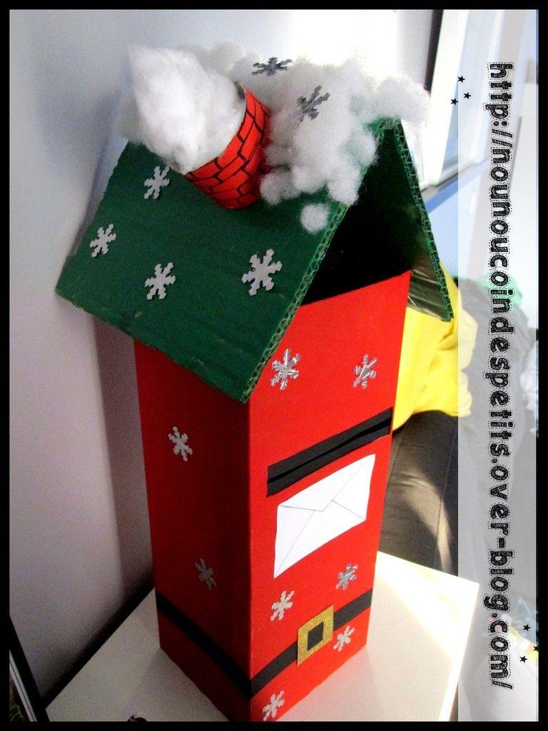 Pere Noel Avec Rouleau De Papier Toilette - Recherche Google intérieur Fabrication De Pere Noel