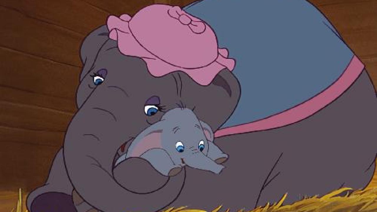 Peta Demande À Tim Burton De Changer La Fin De Dumbo encequiconcerne Dessin Dumbo