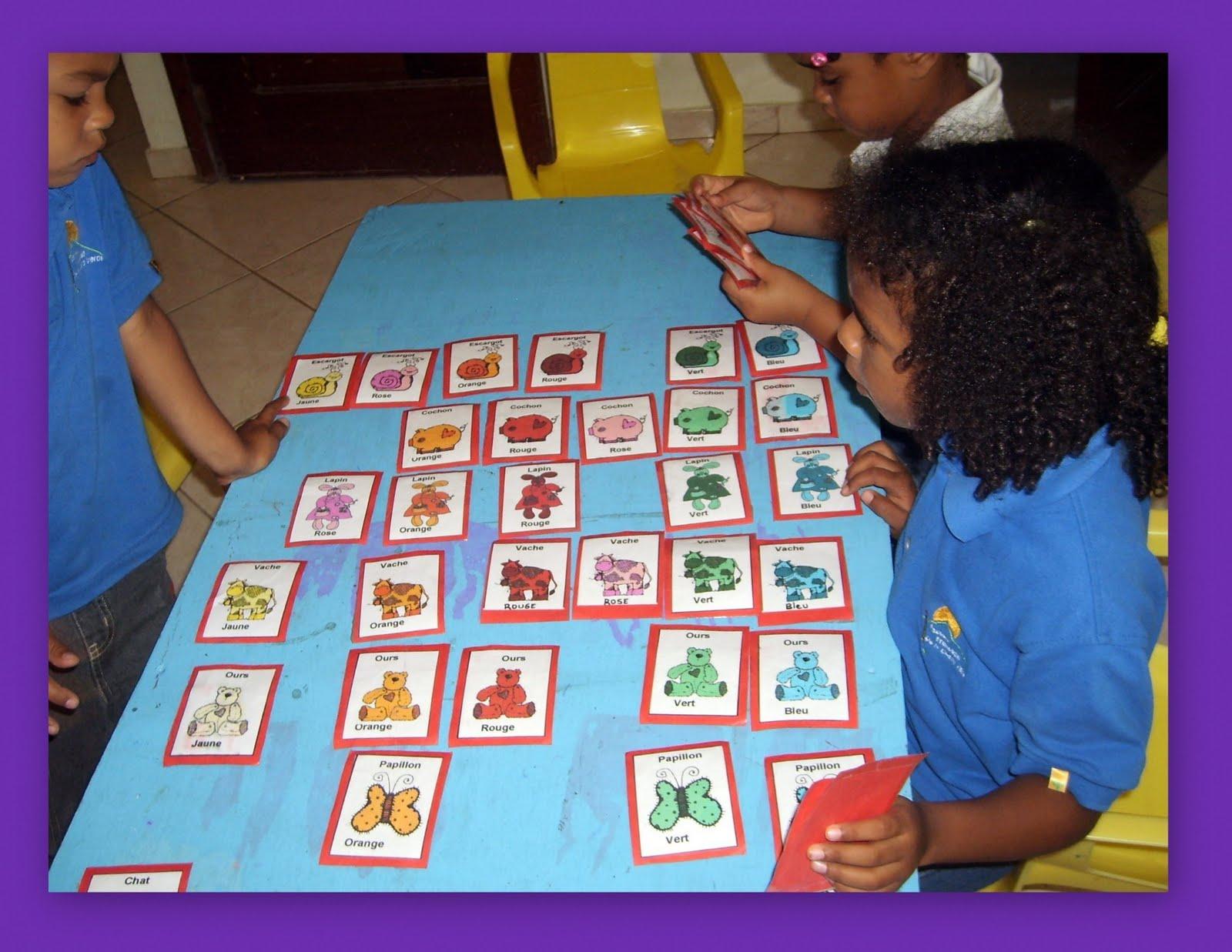 Petite Et Moyenne Sections De Maternelle 2010-2011 serapportantà Jeux Gratuit Maternelle Petite Section