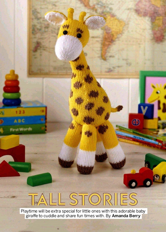 Petite Livre -Patron En Pdf Pour Modèle Girafe Amigurumi En à Jeux De Girafe Gratuit