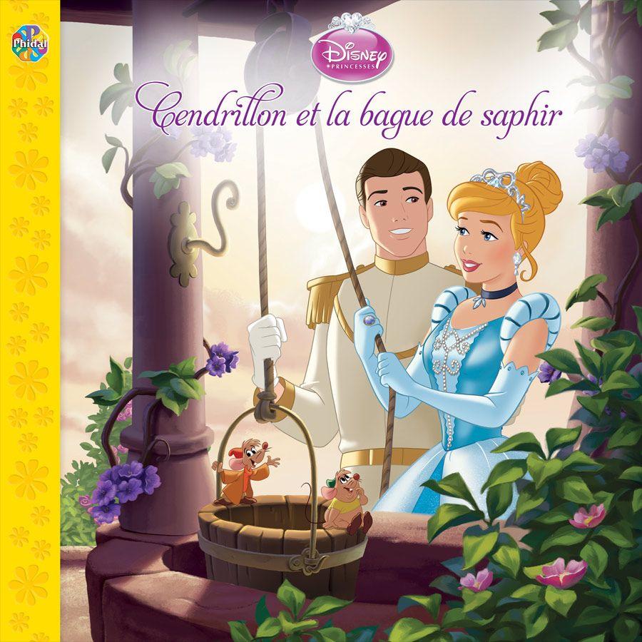 Phidal : Les Petits Classiques - Cendrillon Et La Bague De serapportantà Cendrillon 3 Disney
