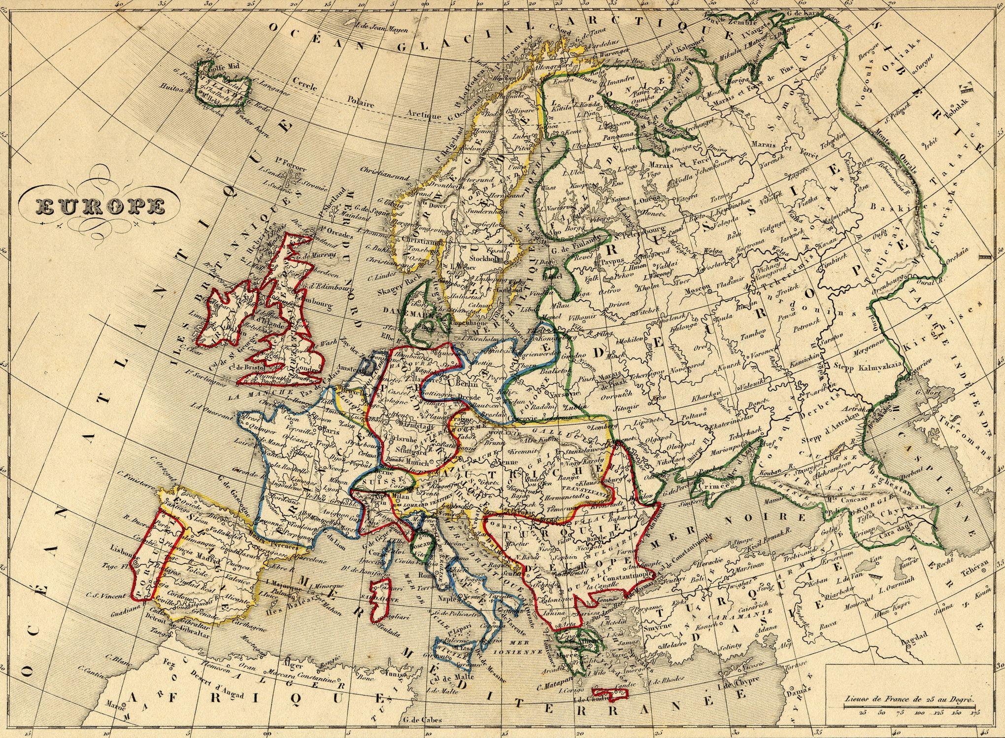 Philippe Bénéton : «Le Monde Occidental Ne Sait Plus Qui Il Est» pour Carte De L Europe 2017