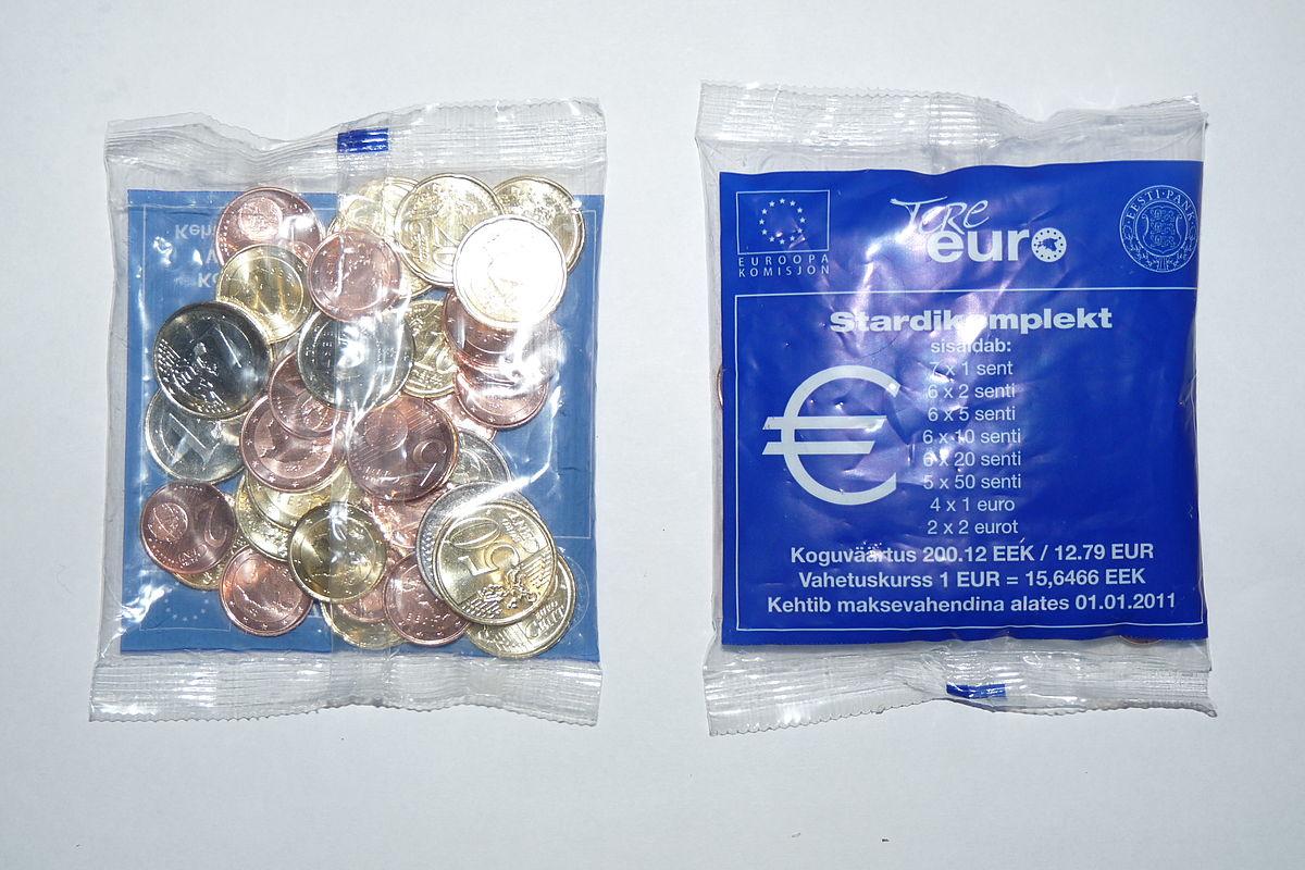 Pièces En Euro De L'estonie — Wikipédia intérieur Pièces Euros À Imprimer