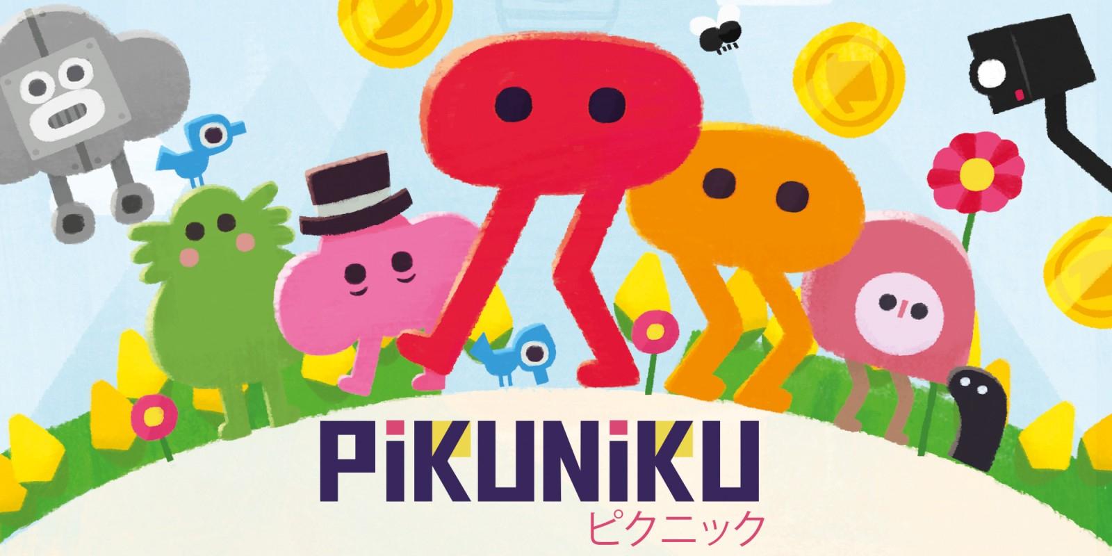 Pikuniku | Jeux À Télécharger Sur Nintendo Switch | Jeux à Puzzle Gratuit A Telecharger Pour Tablette