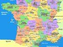 Pin By Miyo Wratten On Francophone Culture | France Map à Region De France 2017