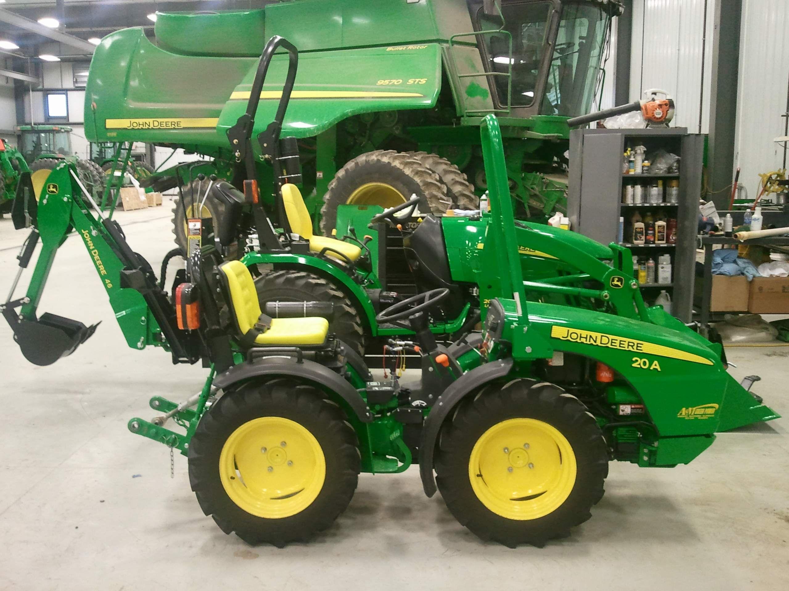 Pin On Tractors Made In Italy destiné Image Tracteur John Deere
