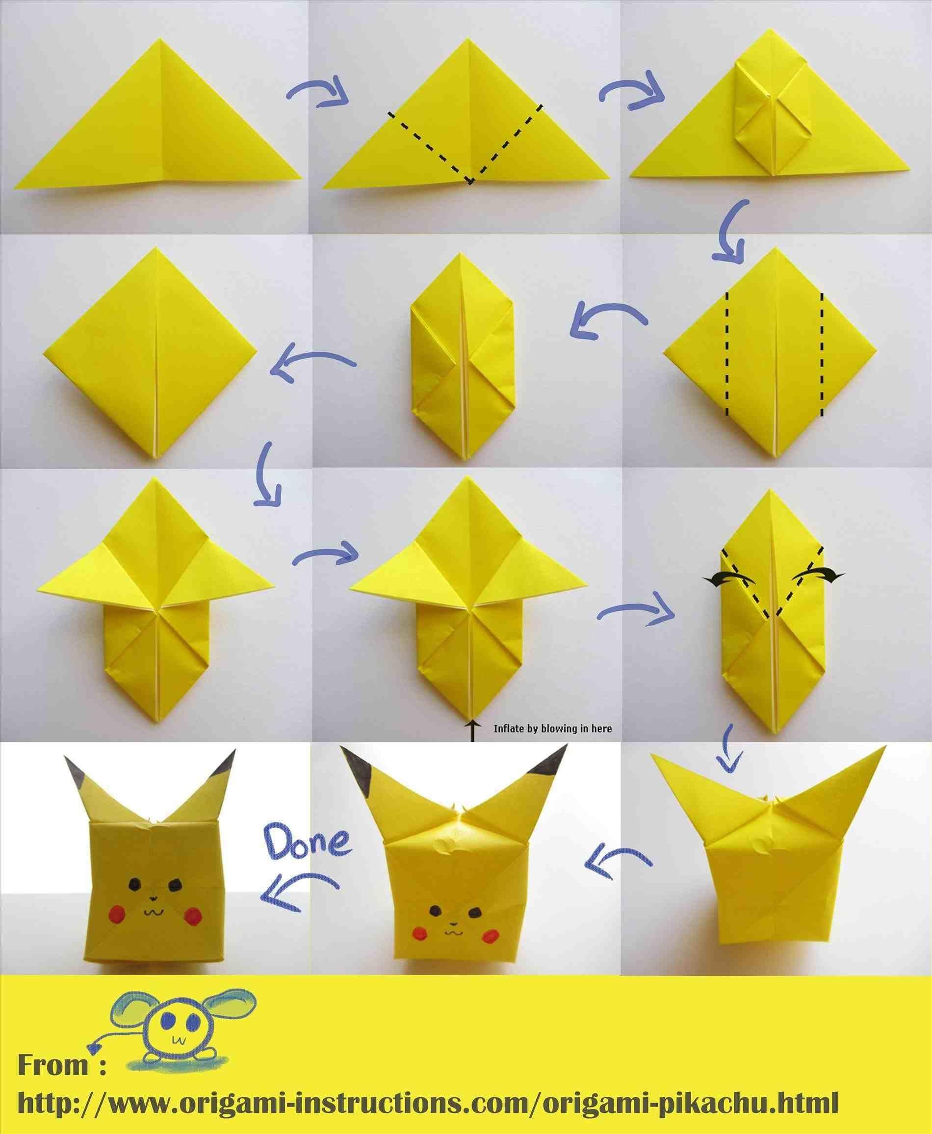 Pinterest Rhpinterestcom D Instructions New How To Create A intérieur Pliage Papier Enfant