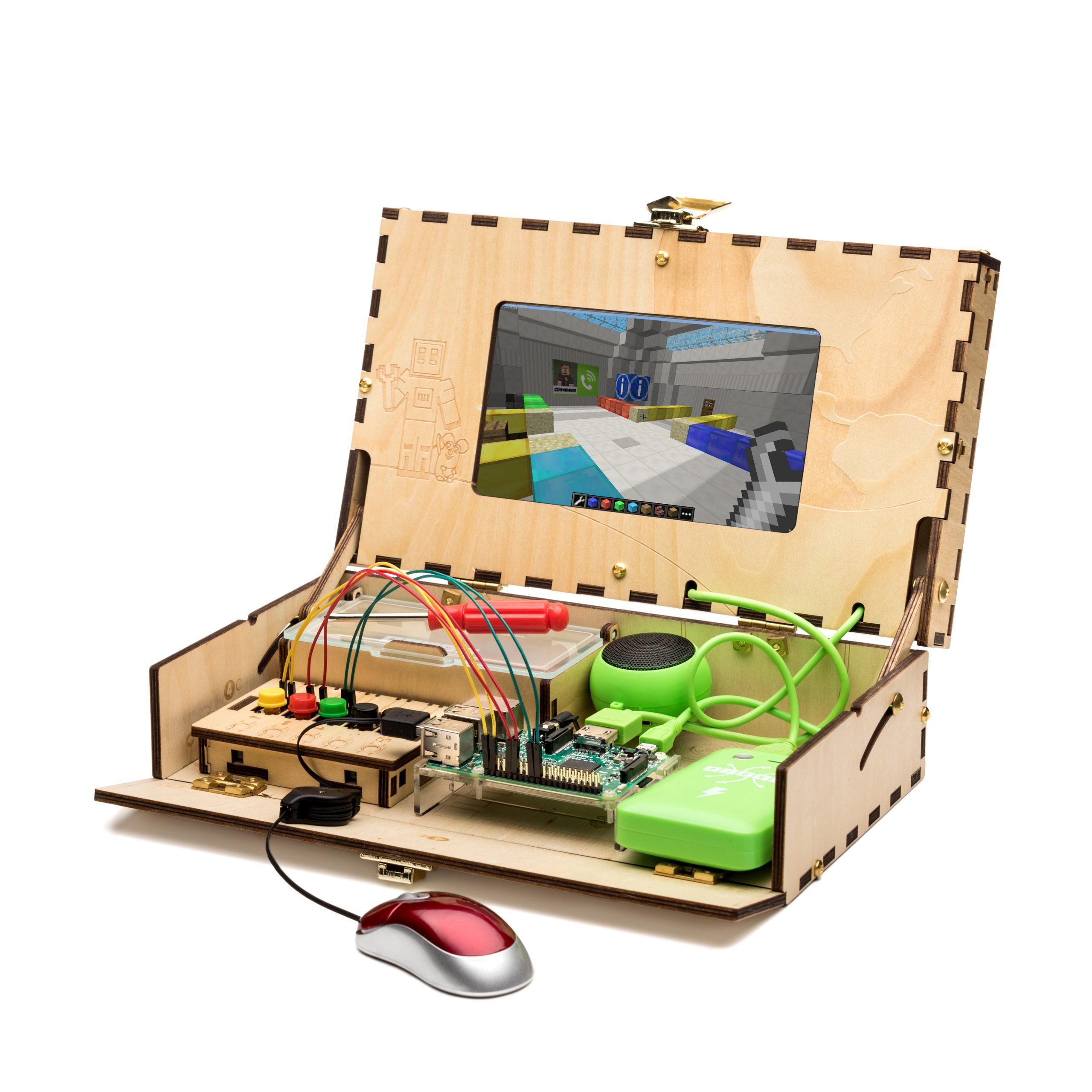 Piper : Assembler Un Ordinateur Avec Son Enfant destiné Jeux Ordinateur Enfant