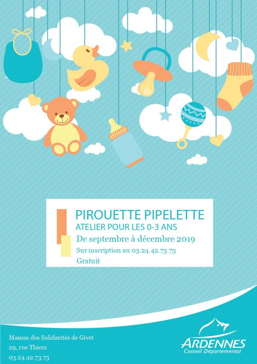 Pirouette Pipelette, De Retour Pour L'éveil Des Tout-Petits à Jeux Pour Tout Petit