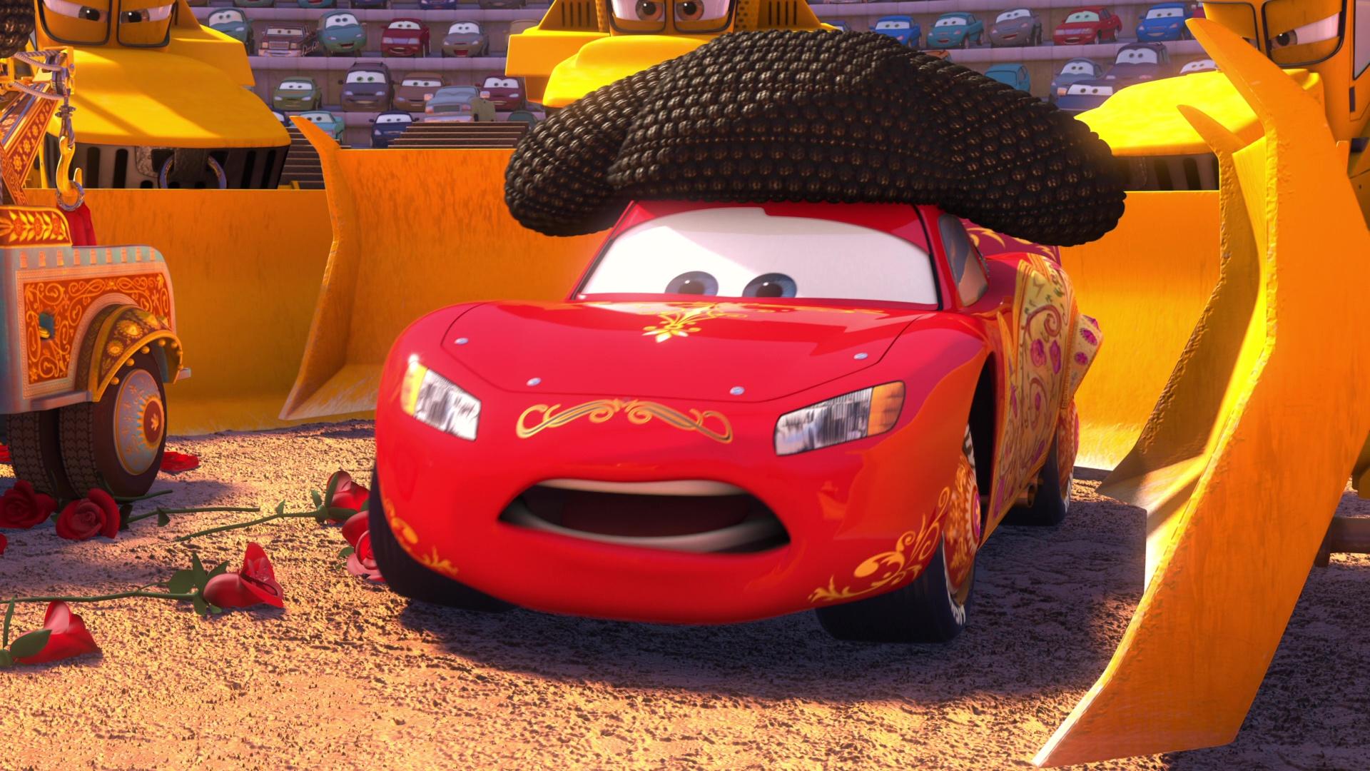 Pixar Disney Flash Mcqueen Personnage Lightning Character concernant Flash Mcqueen Martin