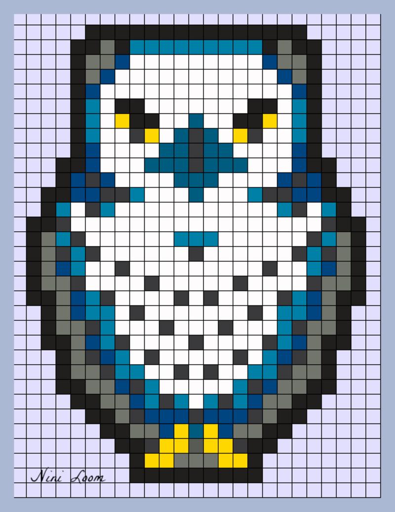 Pixel Art Animaux concernant Modele Dessin Pixel