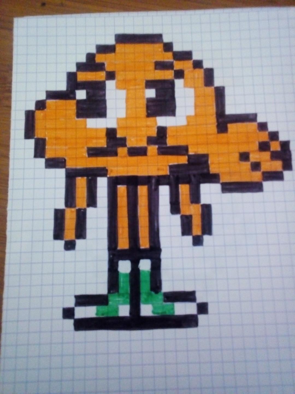 Pixel Art - Page 2 destiné Pixel Art Pere Noel