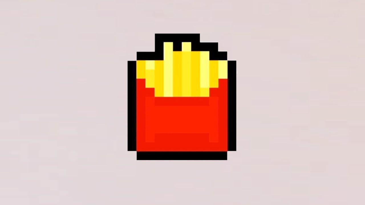 Pixel Art Voiture Facile, Pixel Art Frite Facile serapportantà Jeux De Dessin Pixel Art Gratuit