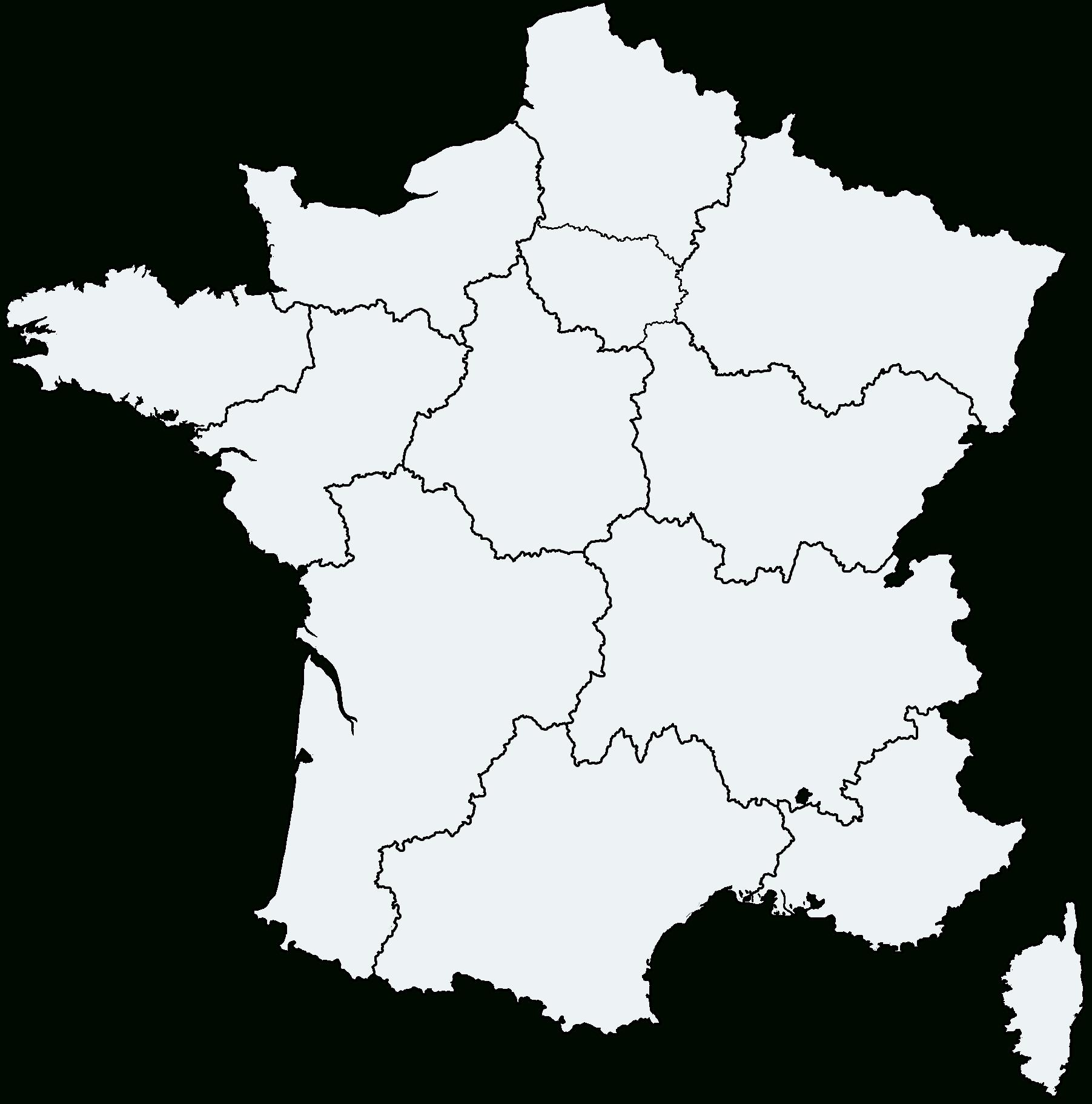 Placer Les Régions Sur La Carte Flashcards - Study With tout Nouvelle Carte Des Régions De France