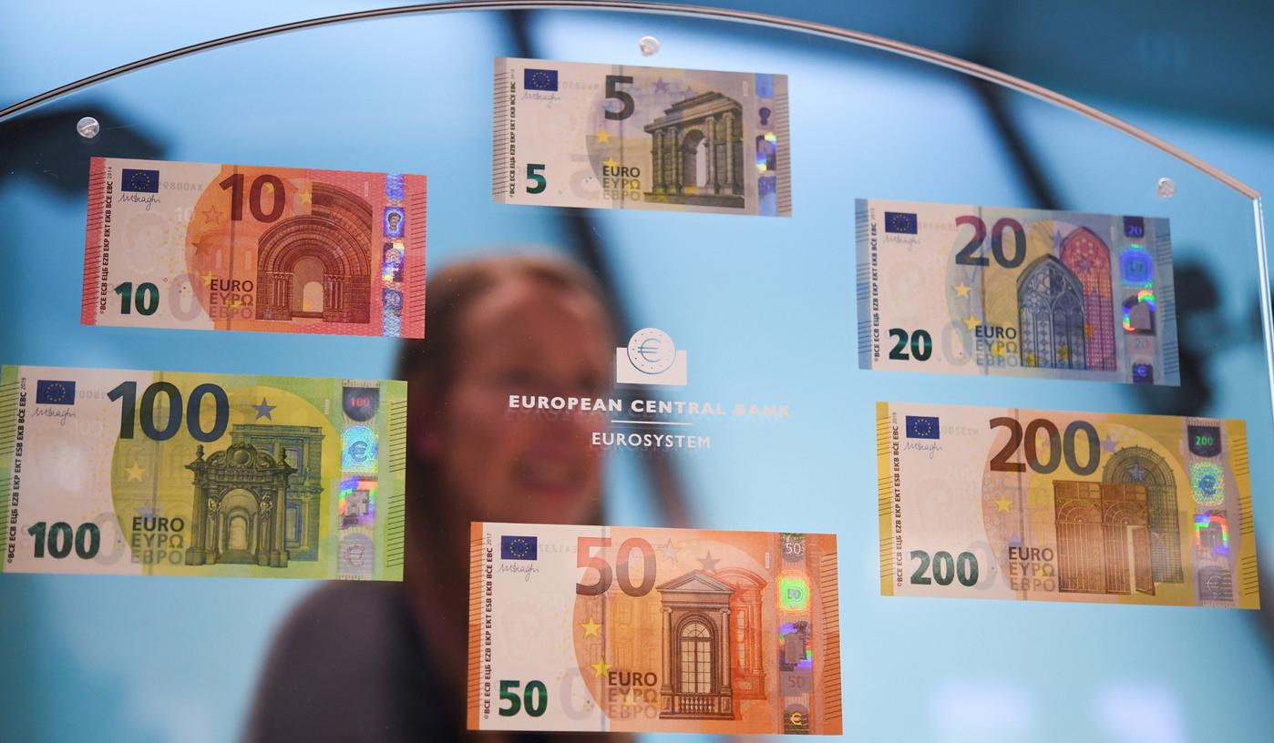 Planche À Billets, La Bce Tourne Une Page intérieur Billet De 5 Euros À Imprimer