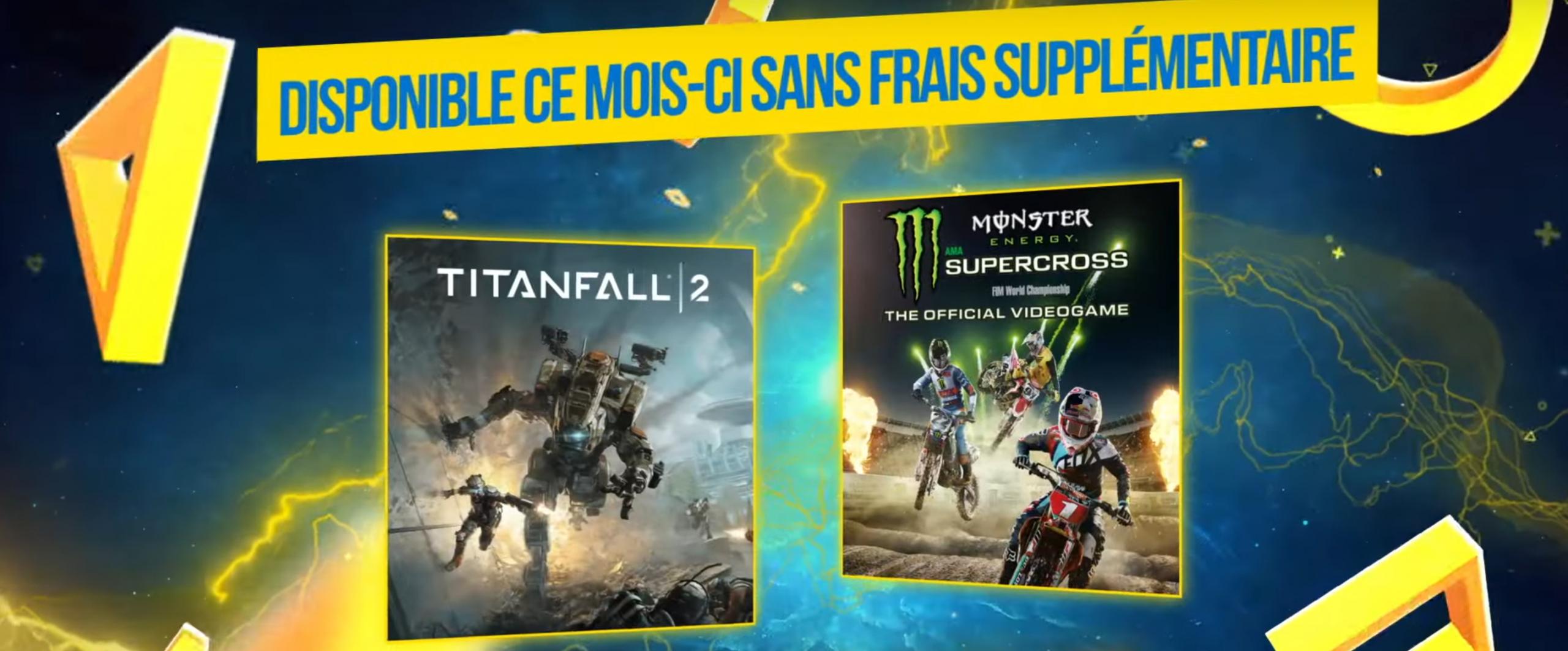 """Playstation Plus : Voilà Les Jeux """"gratuits"""" De Décembre 2019 destiné Jeux Moto En Ligne Gratuit"""