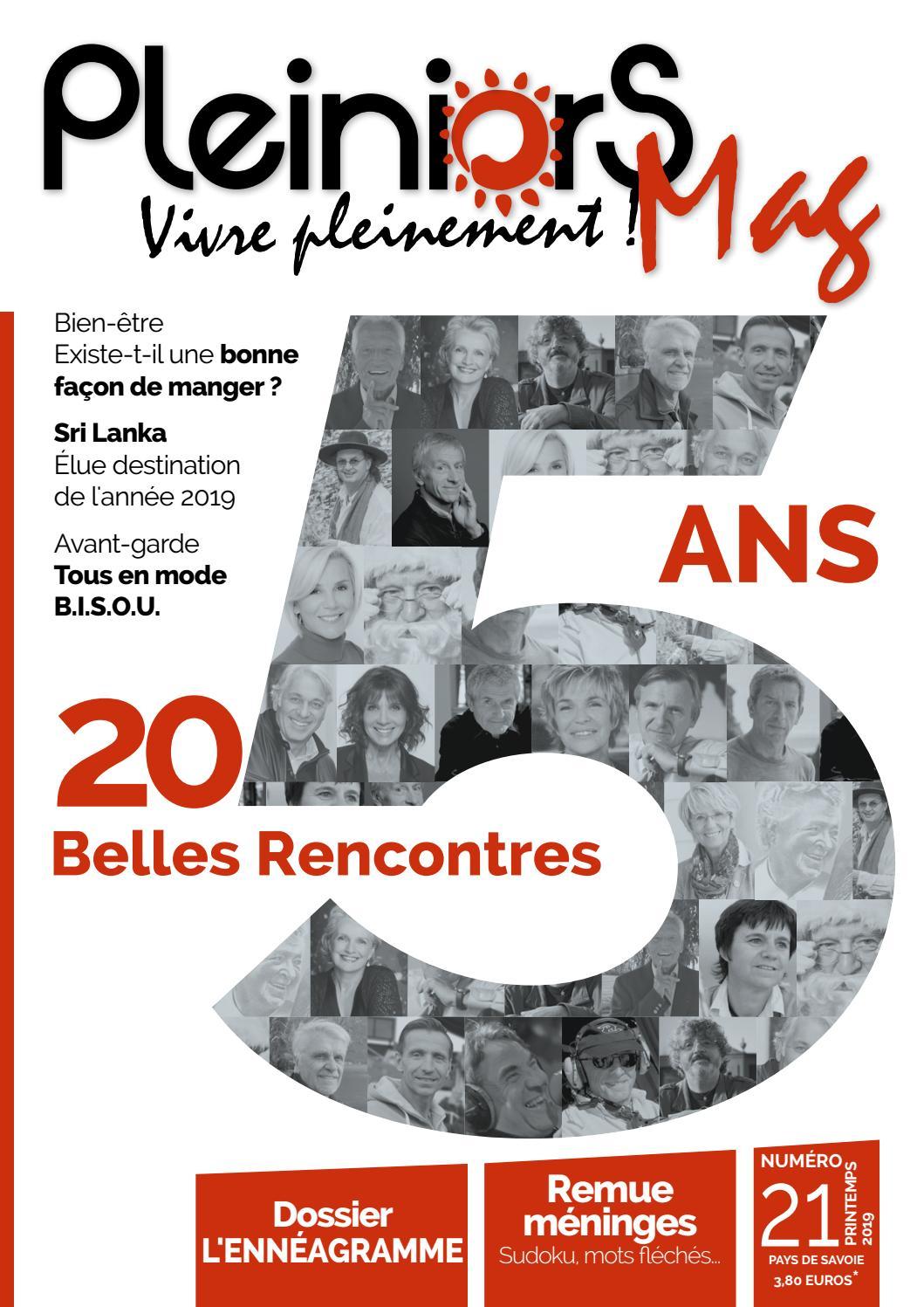 Pleiniors Mag N°21 Vivre Pleinement ! By Hélène Breden - Issuu serapportantà Ivre Mots Fleches